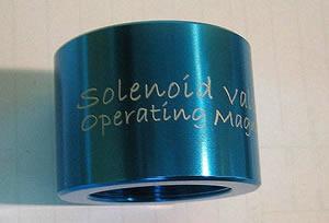 MA-SVOM18  SOLENOID VALVE OPERATING MAGNET
